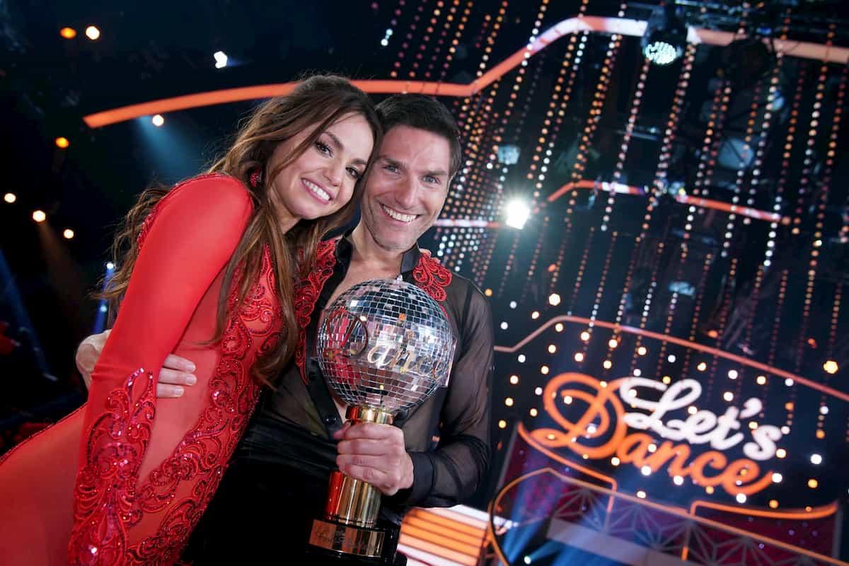 Gewinner Let's dance Profi-Challenge 2020 Christina Luft und Christian Polanc