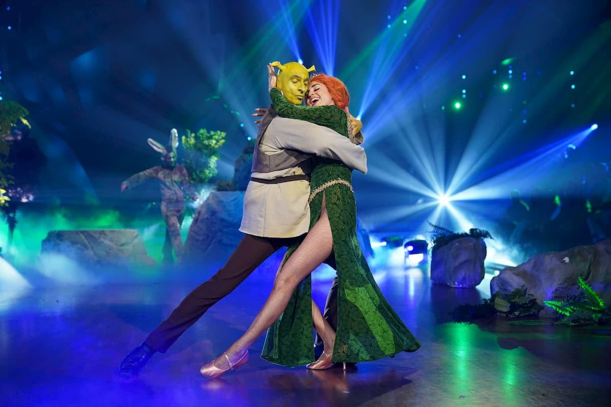 Ingolf Lück - Ekaterina Leonova bei Let's dance am 28.5.2020, ursprünglich bei Let's dance 2018, Platz 1