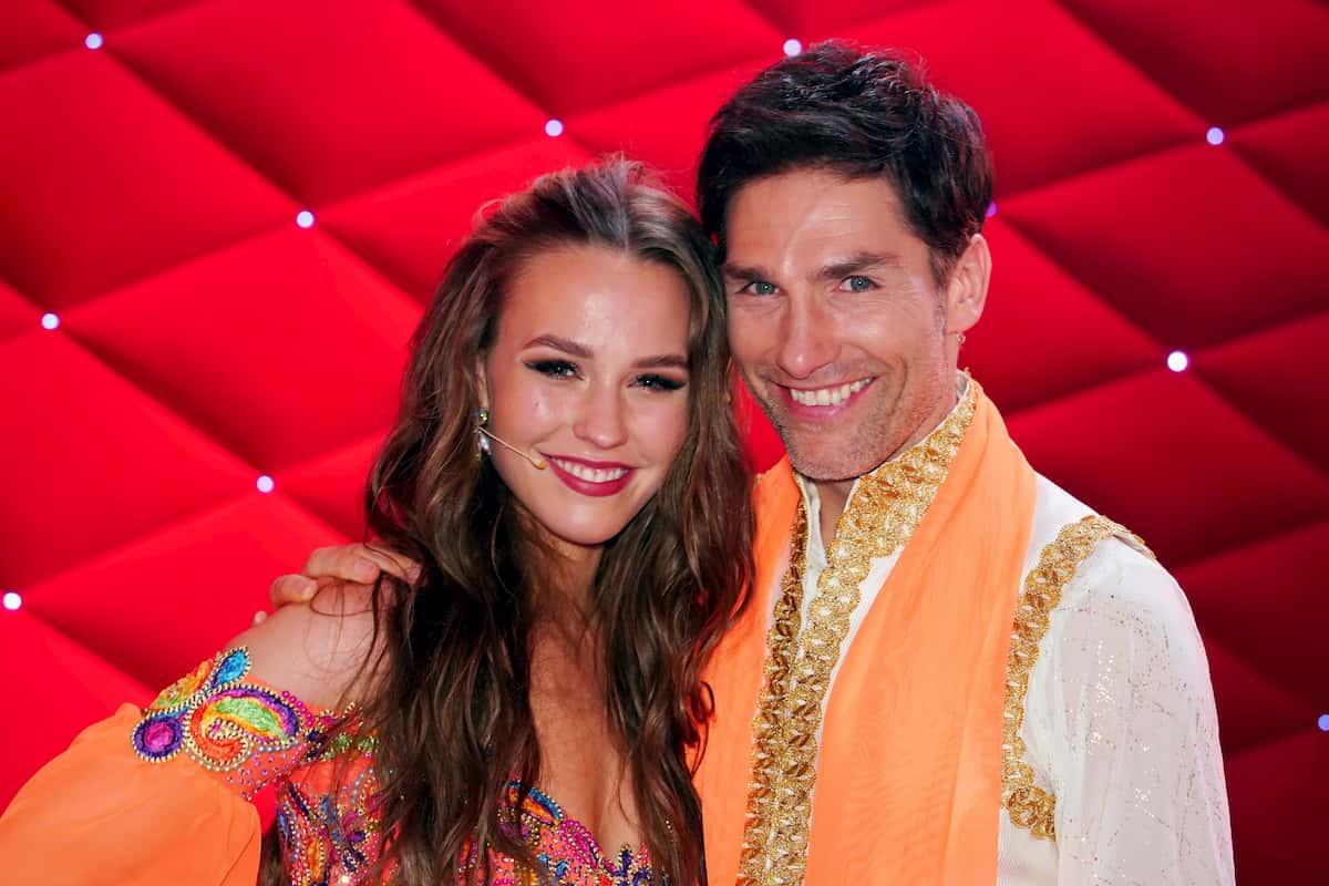 Laura Müller - Christian Polanc ausgeschieden bei Let's dance am 1.5.2020