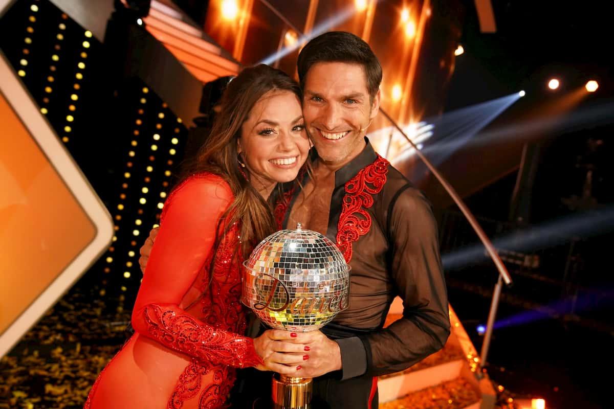 Let's dance Profi-Challenge 2020 Meinung, Kritik Nacht der Stars - hier die Gewinner Christian Polanc - Christina Luft
