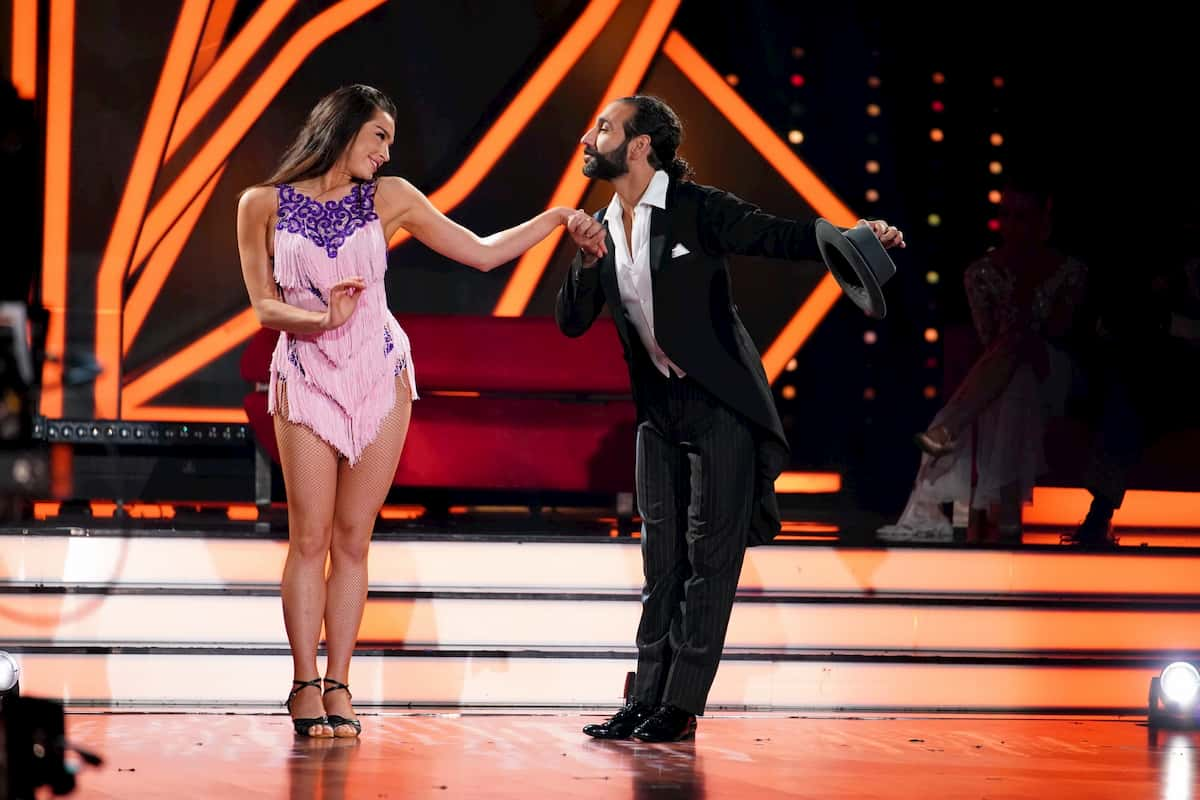 Lili Paul-Roncalli - Massimo Sinato bei Let's dance am 15.5.2020