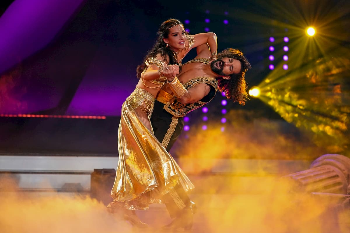Lili Paul-Roncalli - Massimo Sinato im Finale Let's dance am 22.5.2020
