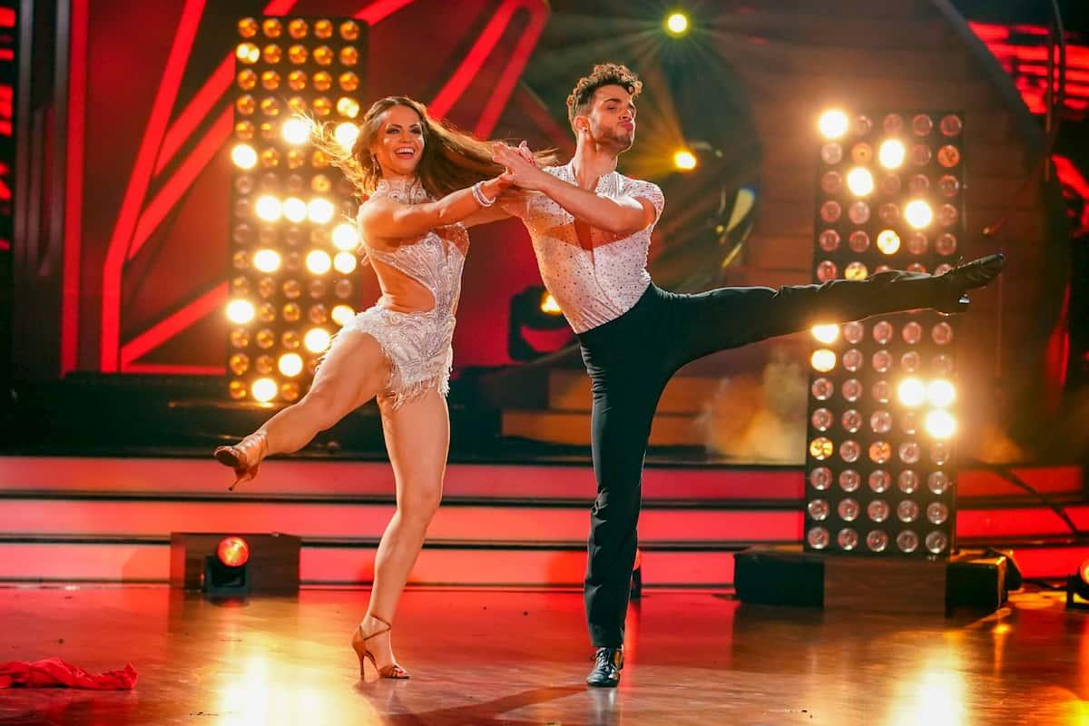 Luca Hänni und Christina Luft im Finale Let's dance 2020 am 22.5.2020