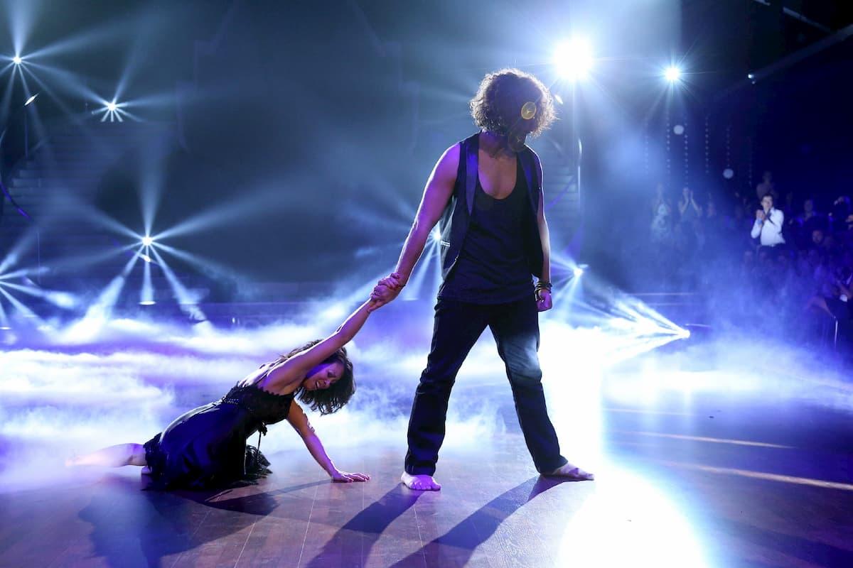 Minh-Khai Phan-Thi - Massimo Sinato bei Let's dance am 28.5.2020, ursprünglich bei Let's dance 2015, Platz 2