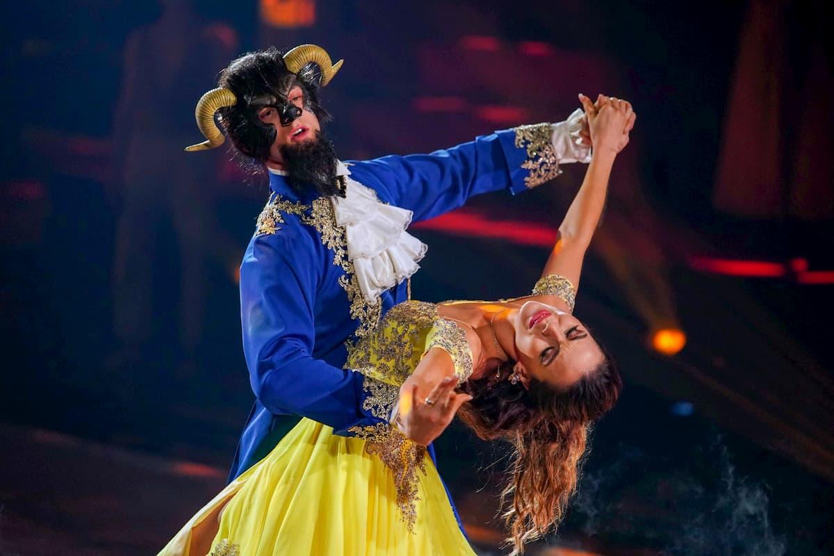 Moritz Hans - Renata Lusin im Finale Let's dance 2020 am 22.5.2020
