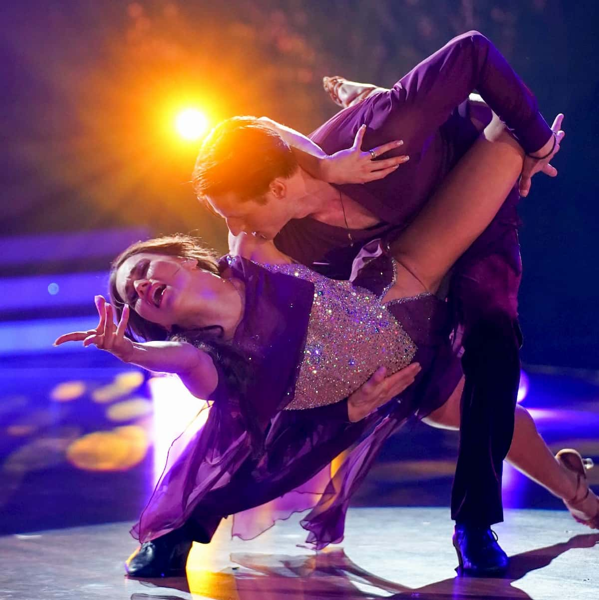 Moritz Hans - Renata Lusin in der Rumba im Finale Let's dance am 22.5.2020