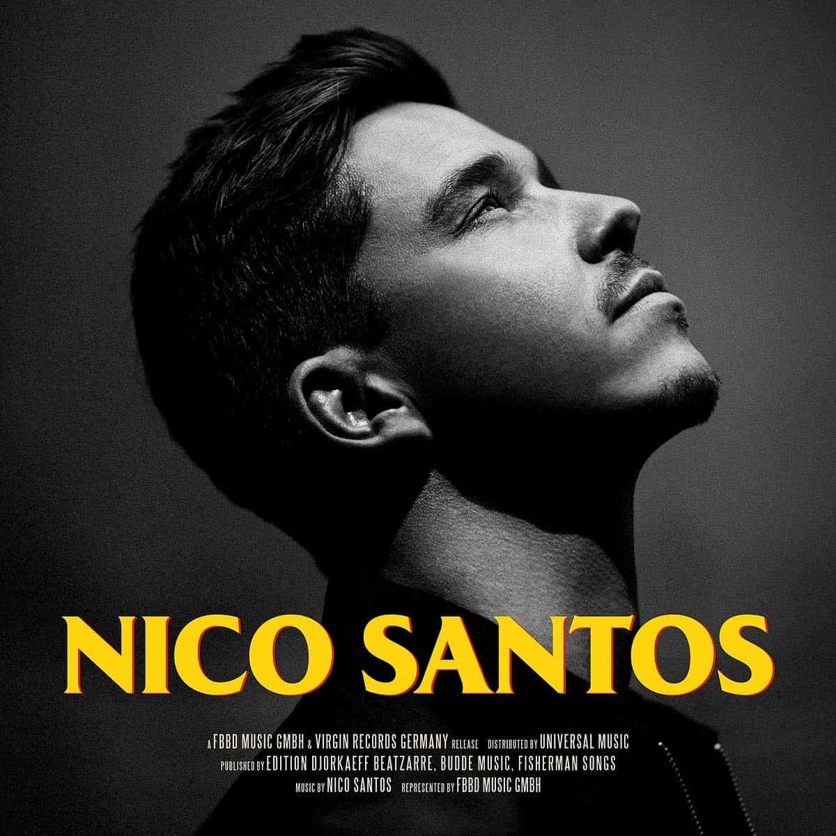 """Nico Santos Album """"Nico Santos"""" veröffentlicht - Ein Lichtblick!"""