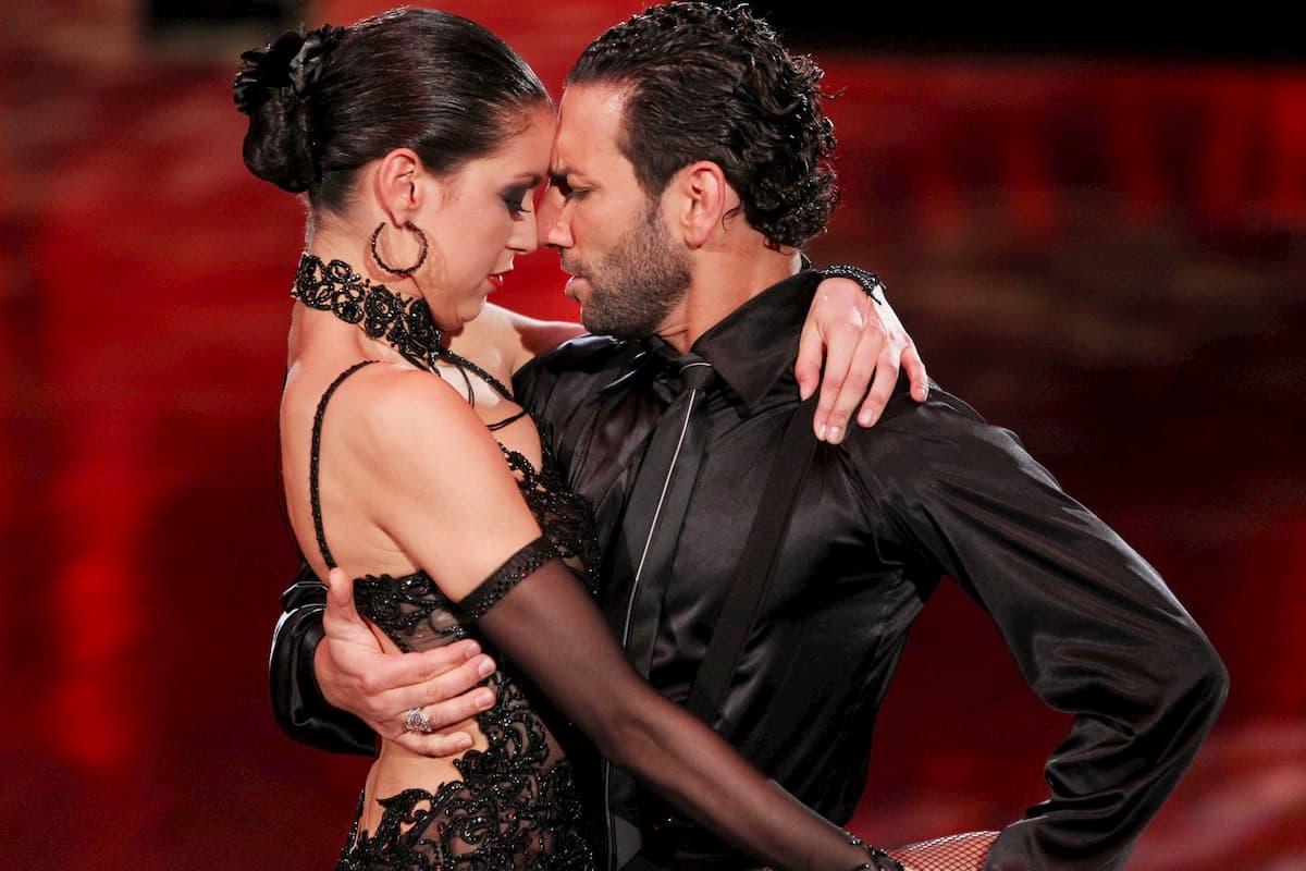 Rebecca Mir - Massimo Sinato bei Let's dance am 28.5.2020, ursprünglich bei Let's dance 2012, Platz 2