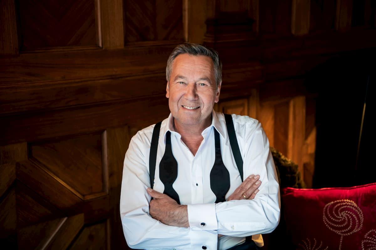 Roland Kaiser Konzerte 2020 Aktuelle Termine und Änderungen
