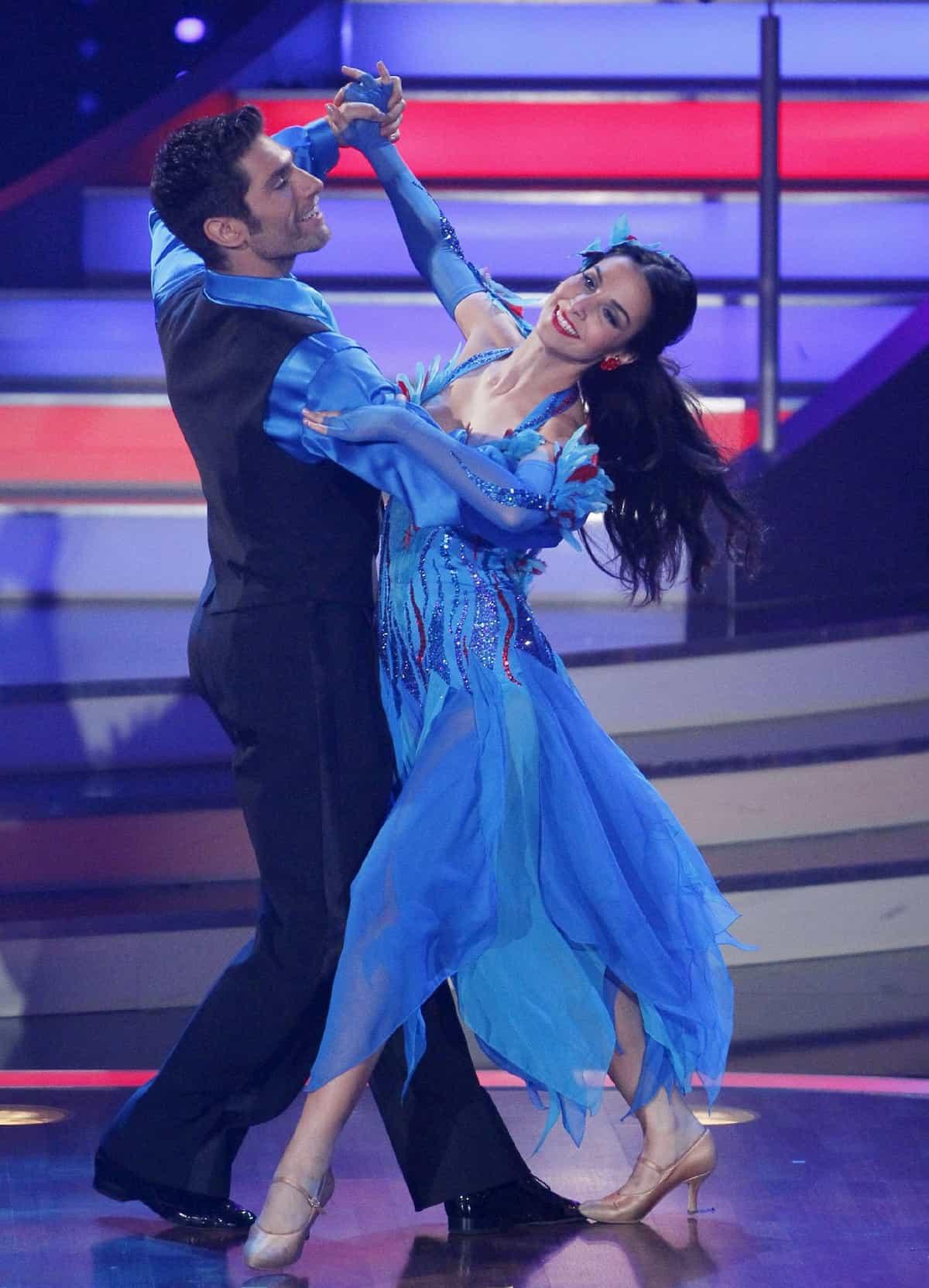 Sila Sahin - Christian Polanc bei Let's dance am 28.5.2020, ursprünglich bei Let's dance 2013 Platz 2