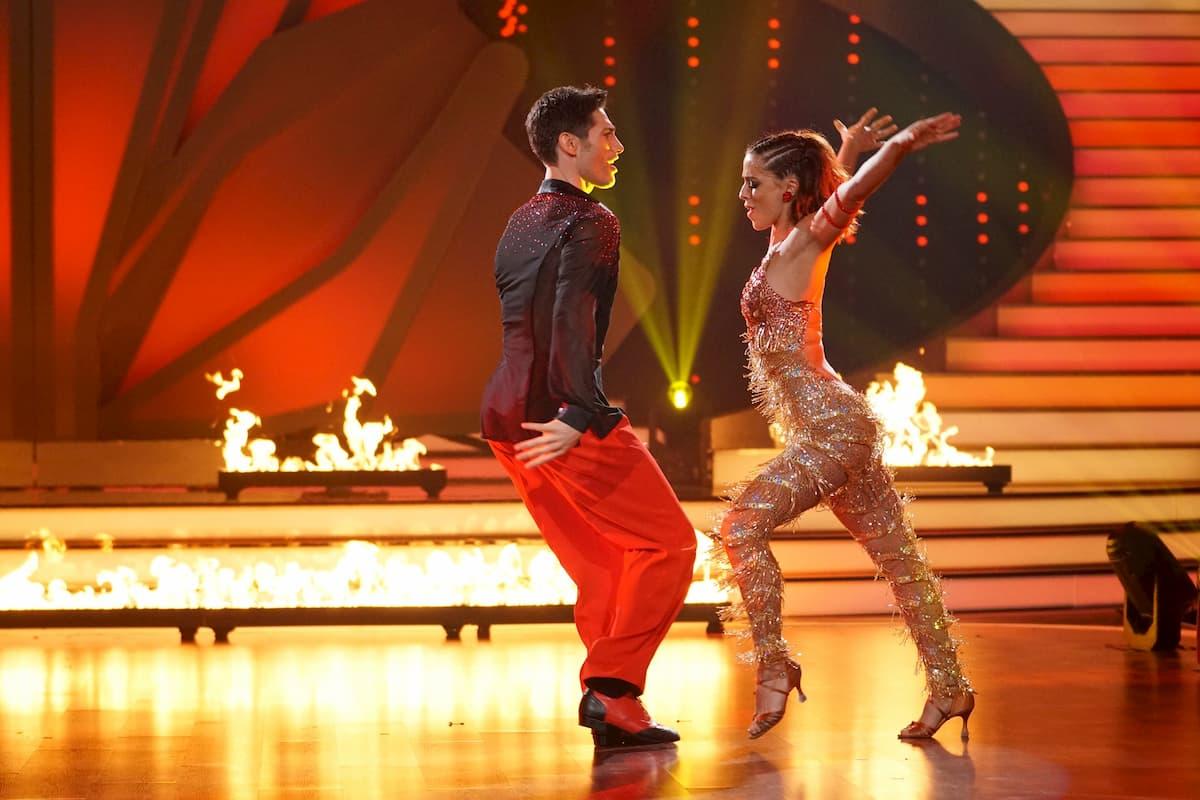 Vanessa Mai - Christian Polanc bei Let's dance am 28.5.2020, ursprünglich bei Let's dance bei Let's dance 2017, Platz 2