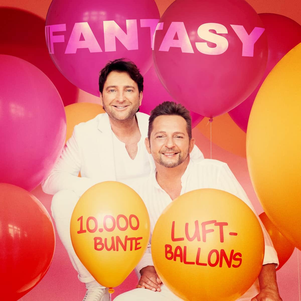"""Fantasy CD """"10.000 Bunte Luftballons"""" 2020"""