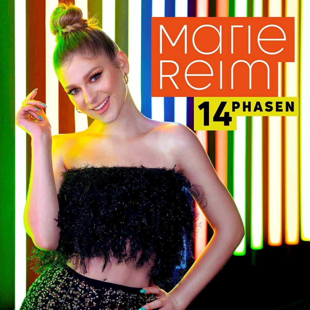 """Marie Reim Debüt-Album """"14 Phasen"""" Deutscher Pop und Schlager"""