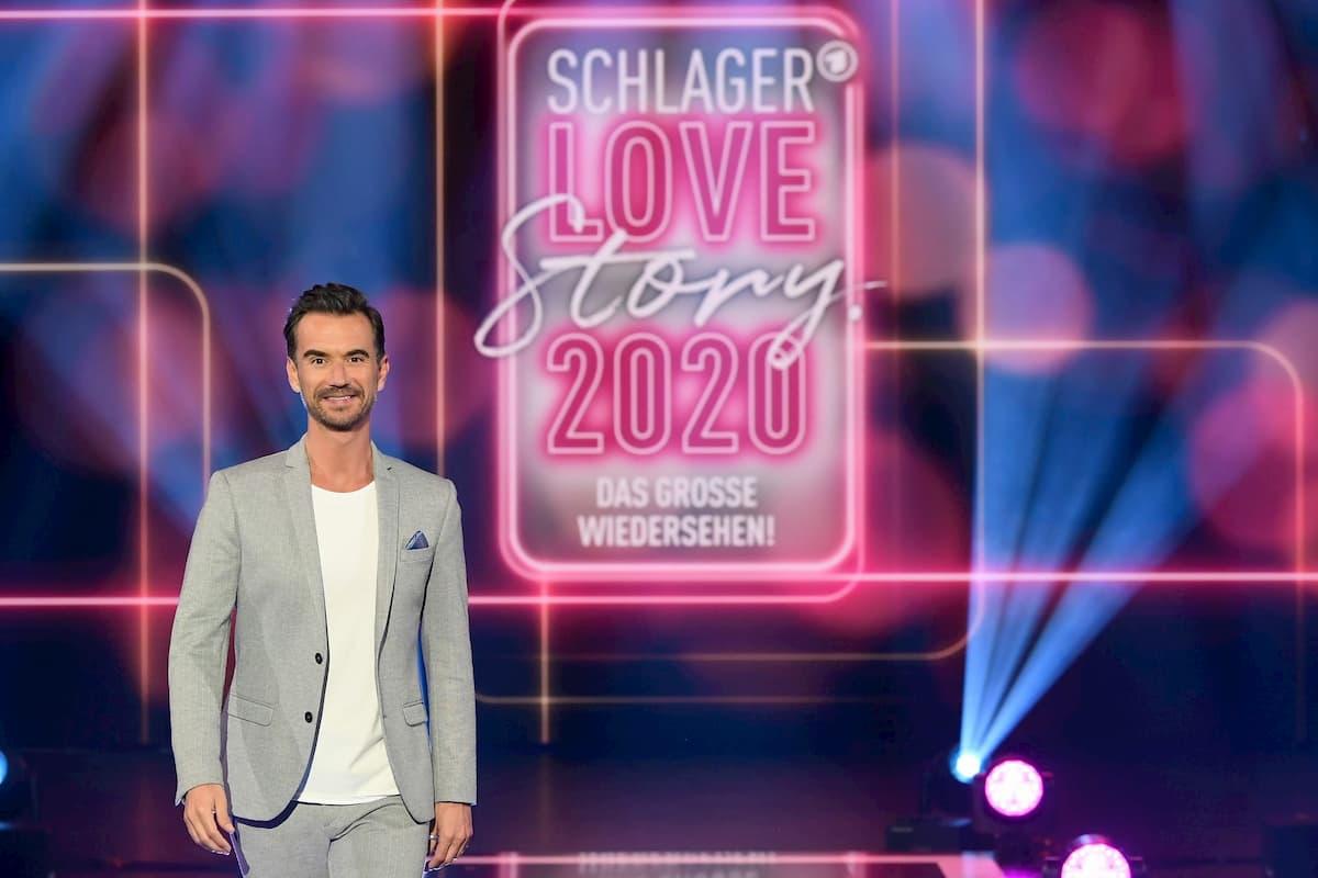 Schlager-Love-Story 2020 am 6.6.2020 mit Florian Silbereisen in ARD und ORF
