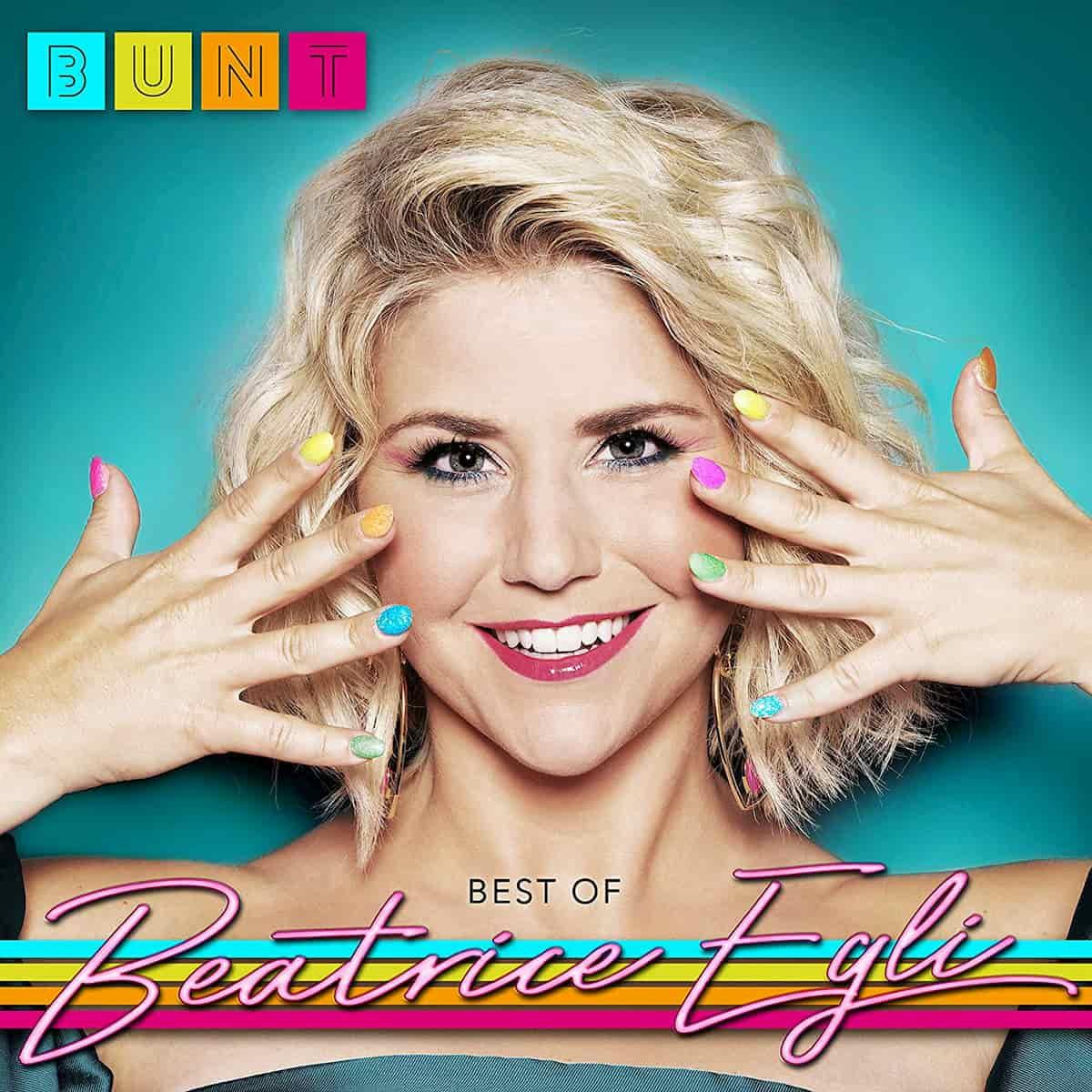 Beatrice Egli - CD Bunt - Best of Beatrice Egli 2020