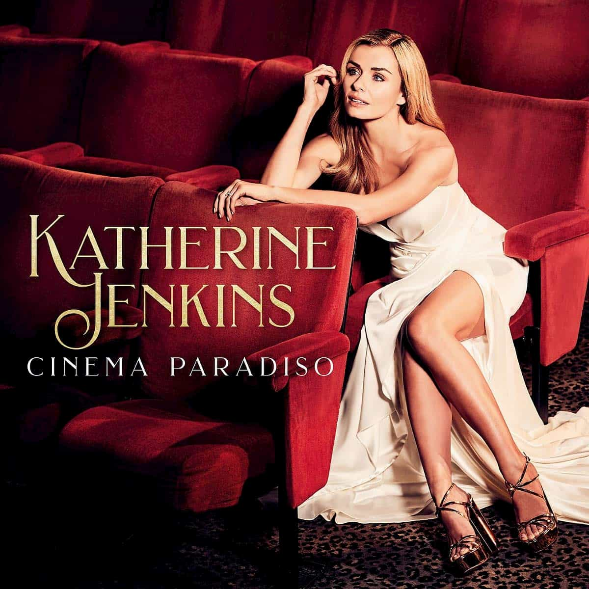 Katherine Jenkins - Neue Klassik-CD Cinema Paradiso mit bekannten Film-Melodien