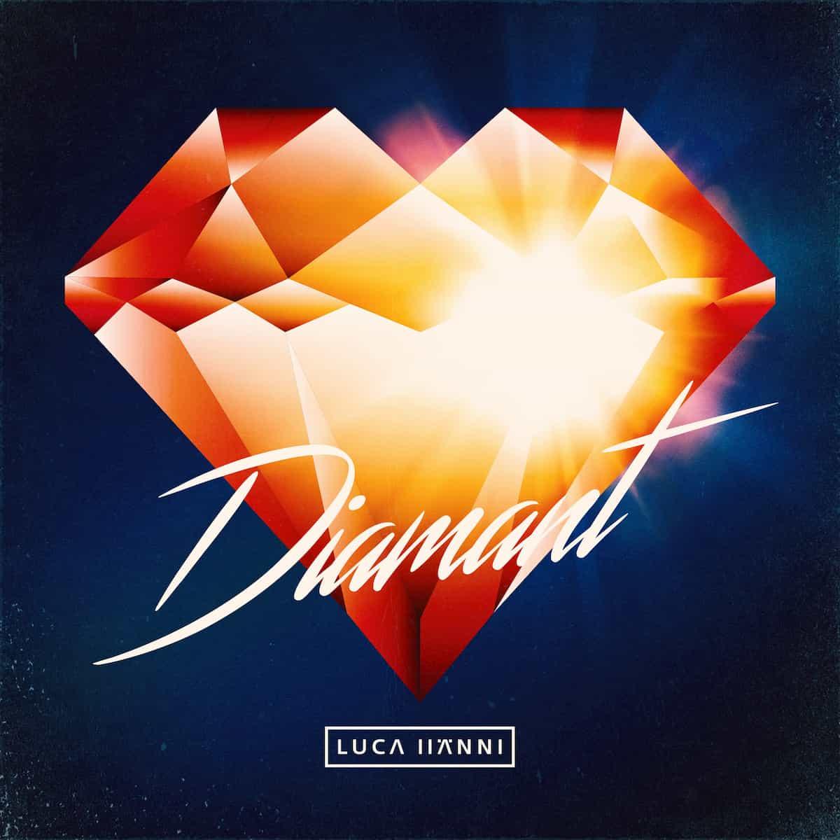 Luca Hänni mit Christina Luft im Tanz-Video Diamant in den Salsango Schlager-Charts