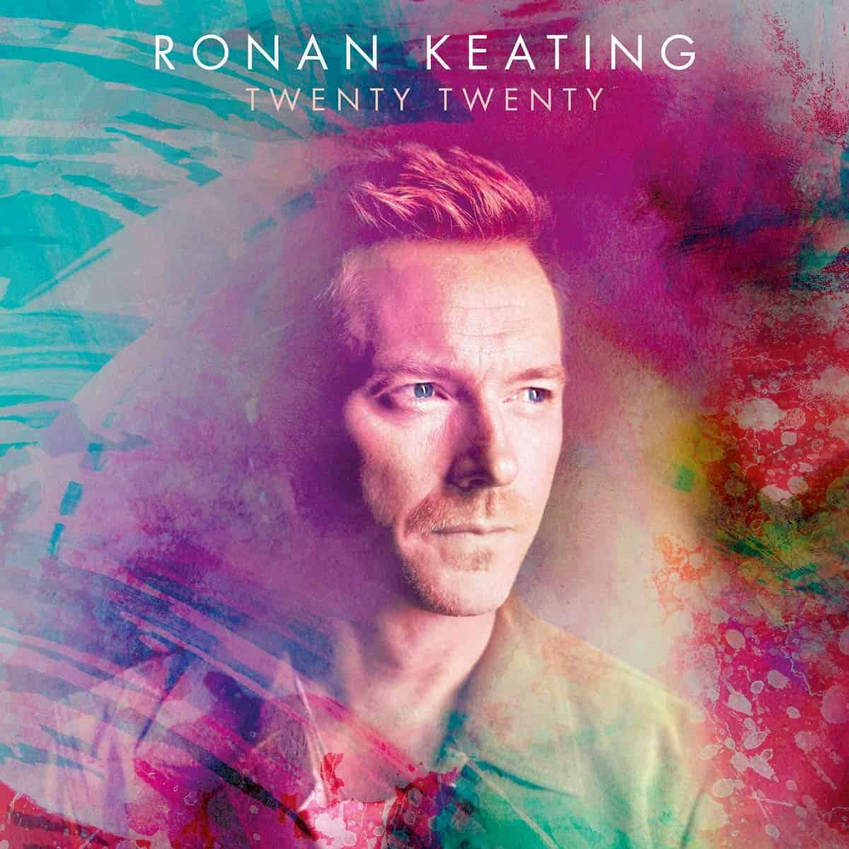Ronan Keating 2020 Album Tewnty Twenty