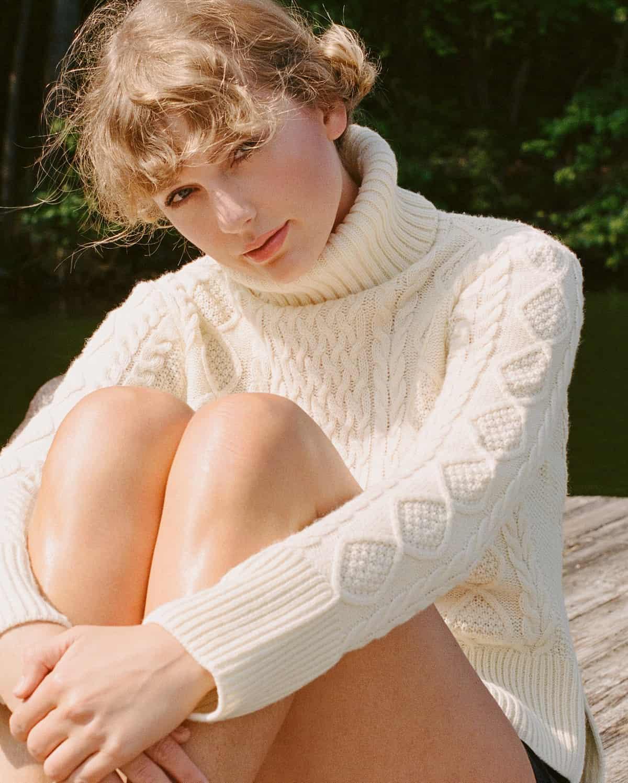 Taylor Swift Neues Album Folklore veröffentlicht - überraschend