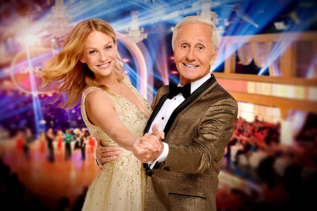 Dancing Stars 2020 - Fortsetzung ohne Mirjam Weichselbraun - hier im Bild Mirjam Weichselbraun und Klaus Eberhartinger