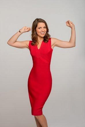 Dancing Stars 2020 Kristina Inhof ist die neue Moderatorin der ORF-Tanz-Show