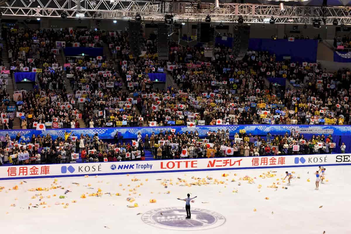 Eiskunstlauf-Saison 2020-2021 ISU Entscheidung zum Grand Prix