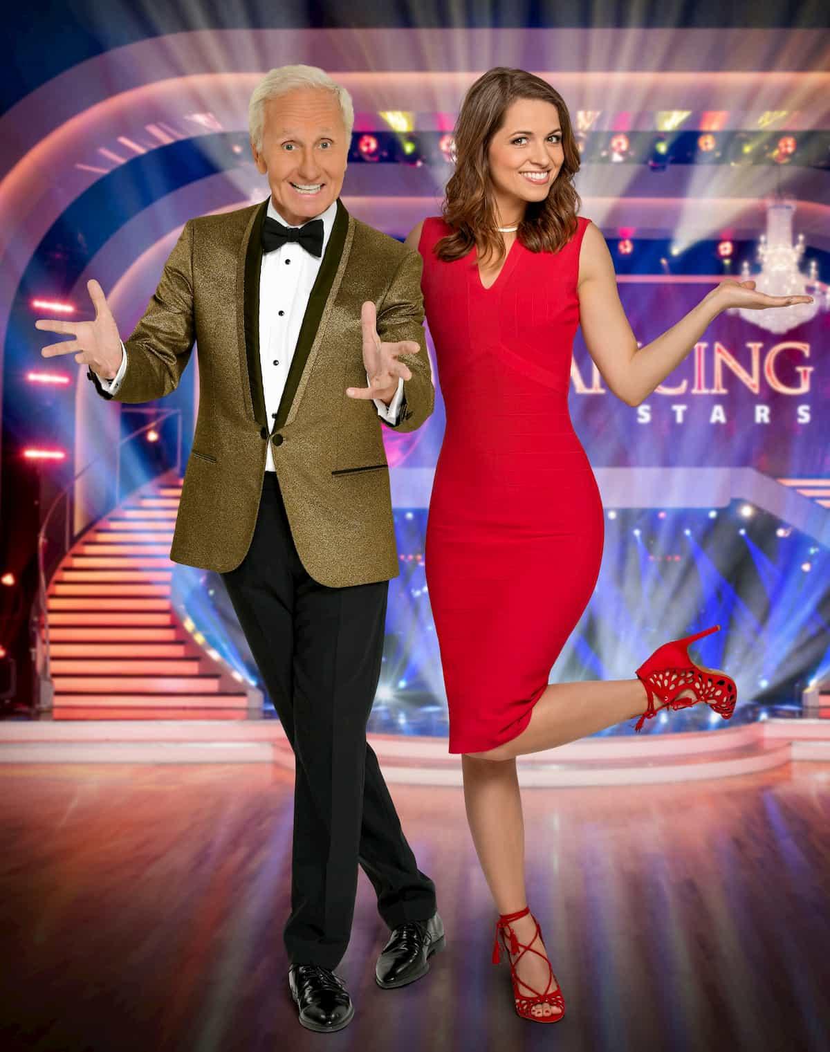 Klaus Eberhartinger und Kristina Inhof - Moderatoren der Dancing Stars 2020 ab September