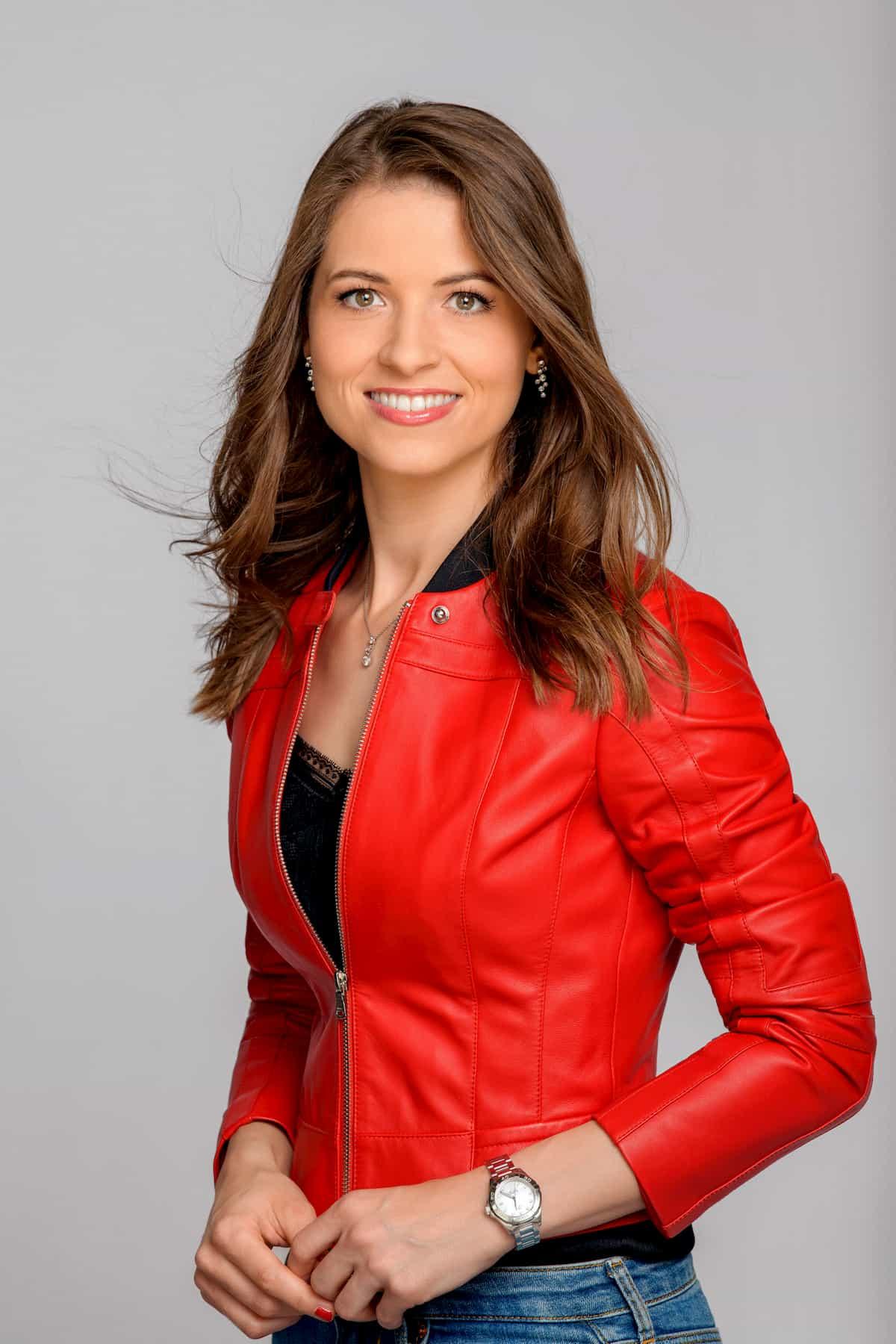 Kristina Inhof moderiert die Dancing Stars 2020 im Herbst