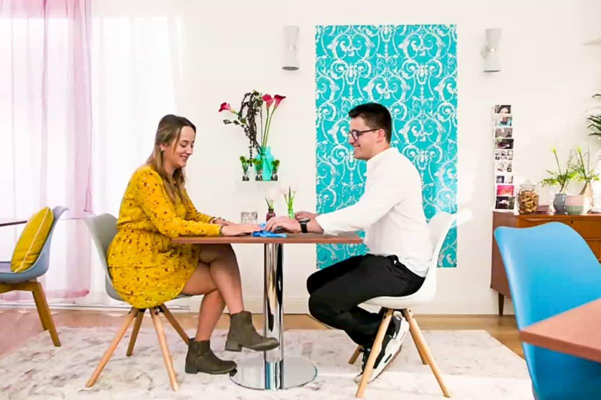 Markus und Johanna bei Heimlich verliebt am 6.9.2020