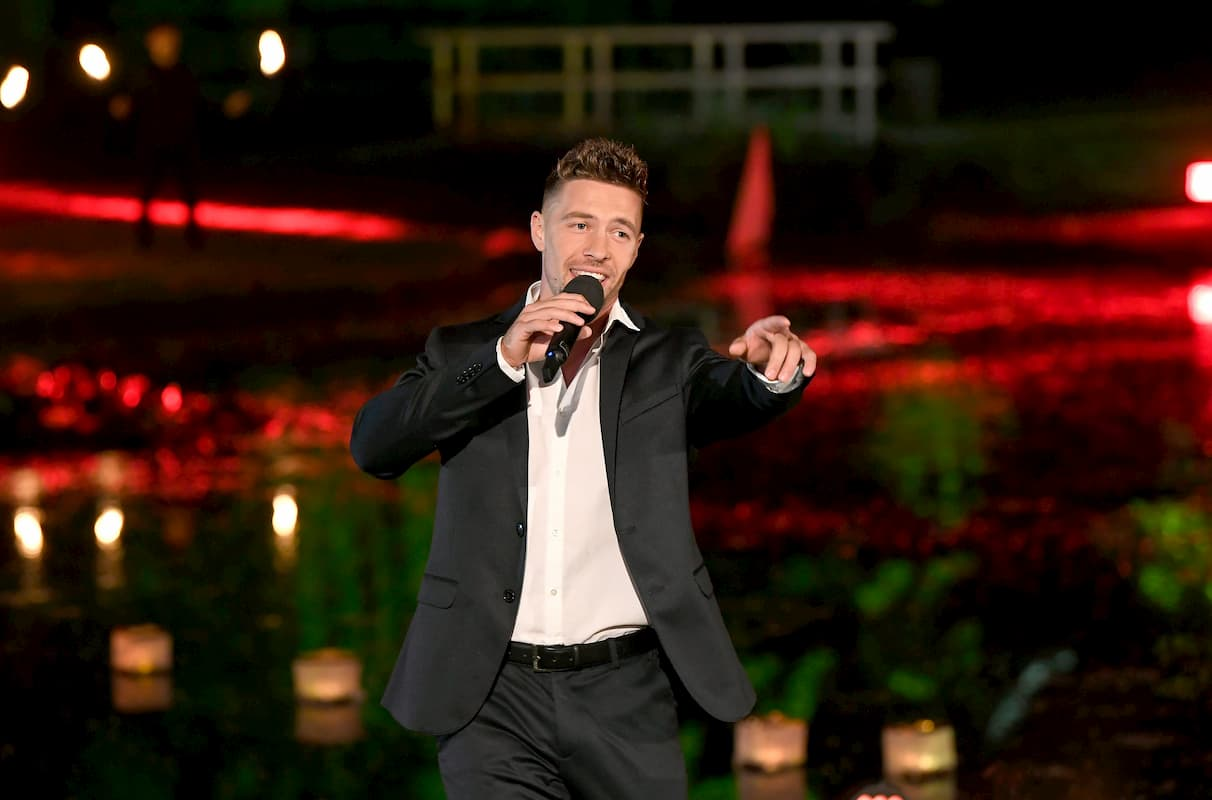 Ramon Roselly bei Schlager des Sommers am 8.8.2020 im MDR