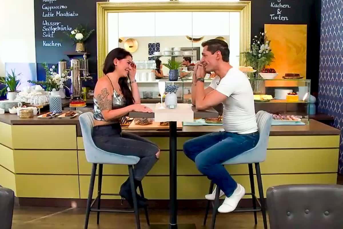 Rick und Vanja bei Heimlich verliebt am 6.9.2020