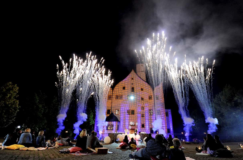 Schlager des Sommers auf Schloss Klaffenbach in Chemnitz am 8.8.2020