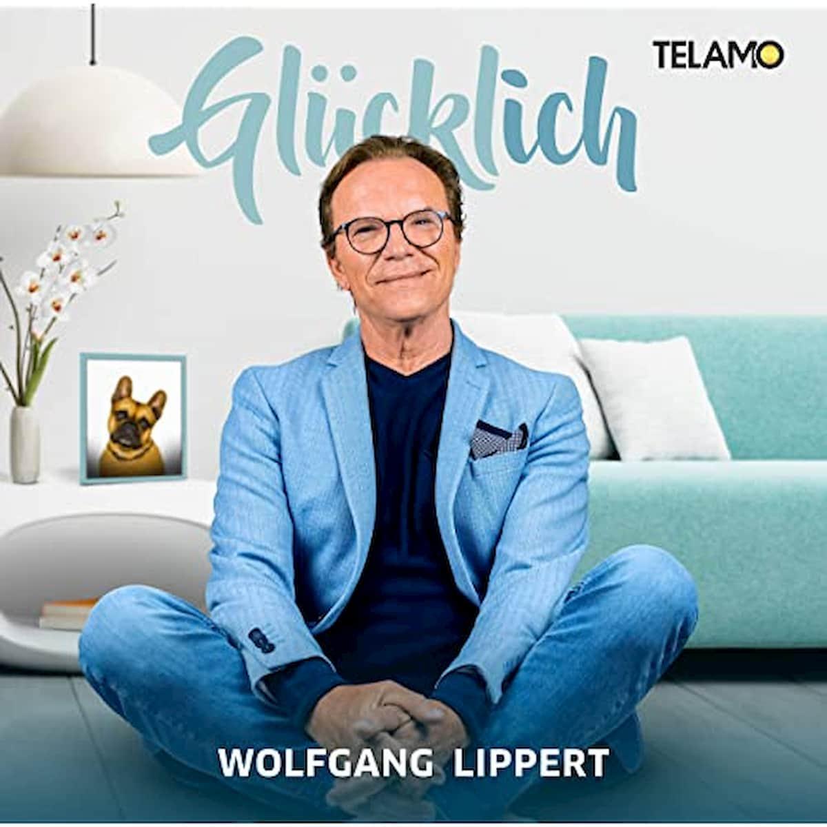 Wolfgang Lippert 2020 - Neue CD Glücklich