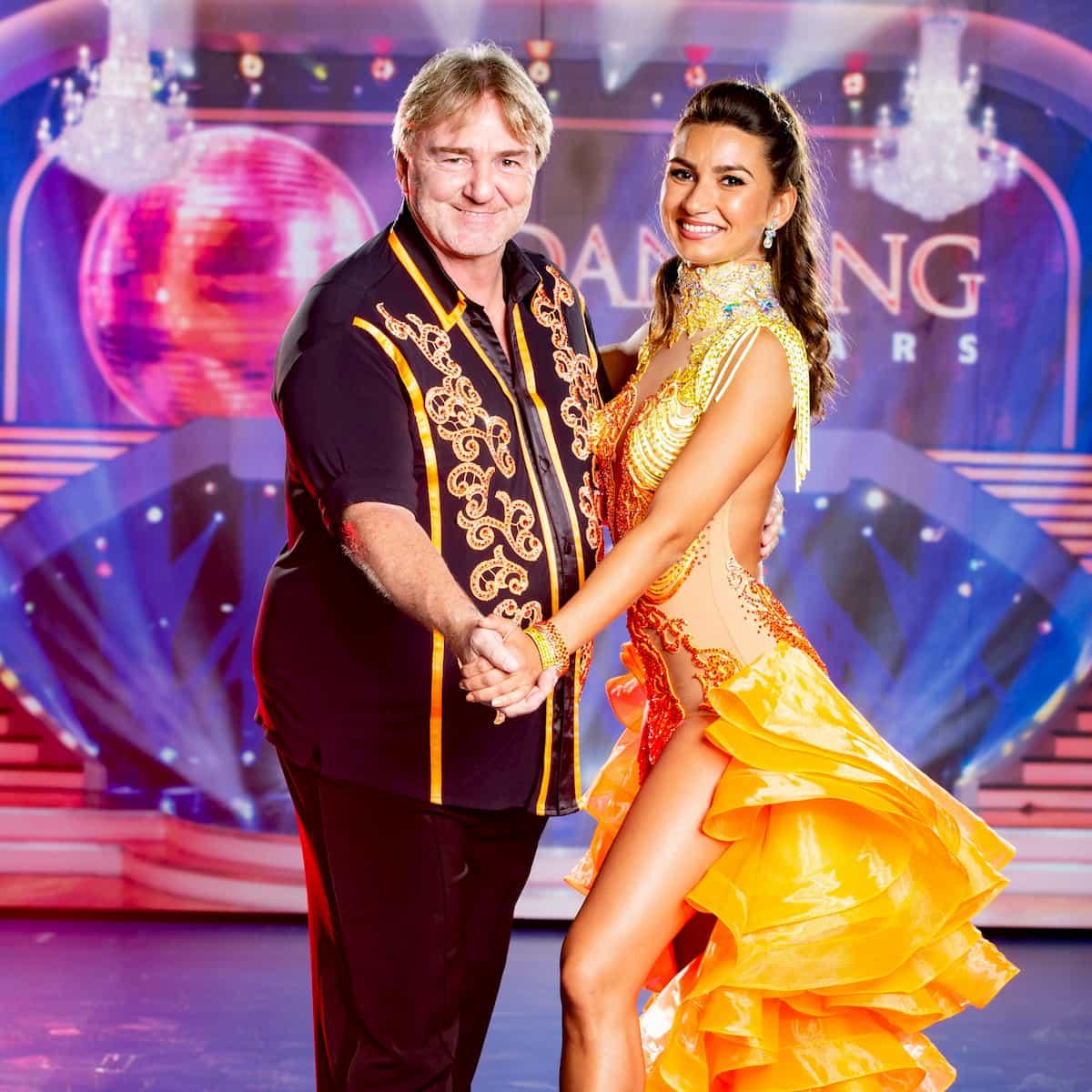 Andreas Ogris und Vesela Dimova - Dancing Stars 25.9.2020