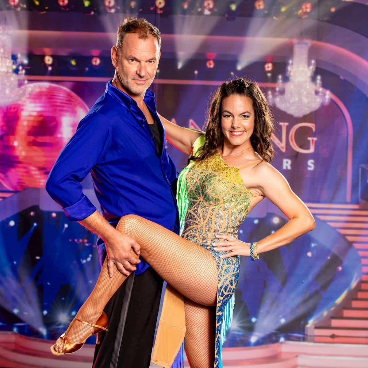 Christian Dolezal und Roswitha Wieland - Dancing Stars 25.9.2020