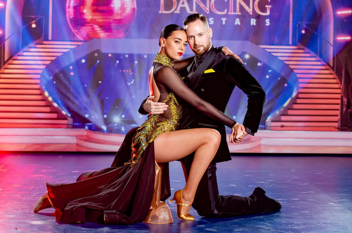 Dancing Stars am 25.9.2020 Meinung, Kritik, Kommentare - hier im Bild Edita Malovcic und Florian Vana