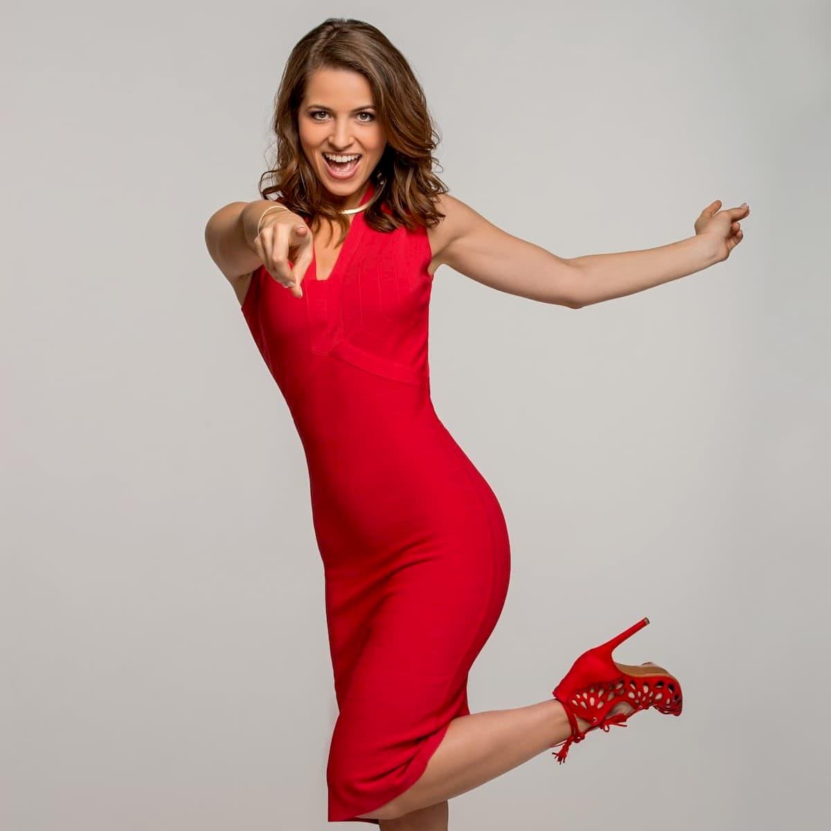 Kristina Inhof neue Moderatorin bei den Dancing Stars 2020 ab dem 25.9.202