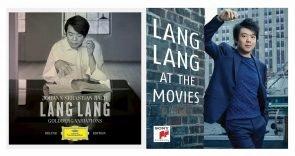 Lang Lang Klassik-CDs im Doppel(an)schlag Goldberg-Variations von Bach und Lang Lang at the Movies