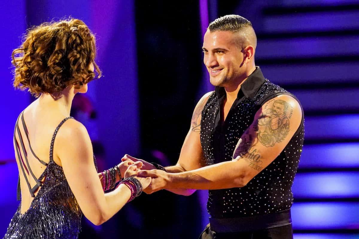 Marcos Nader – Alexandra Scheriau bei den Dancing Stars am 25.9.2020
