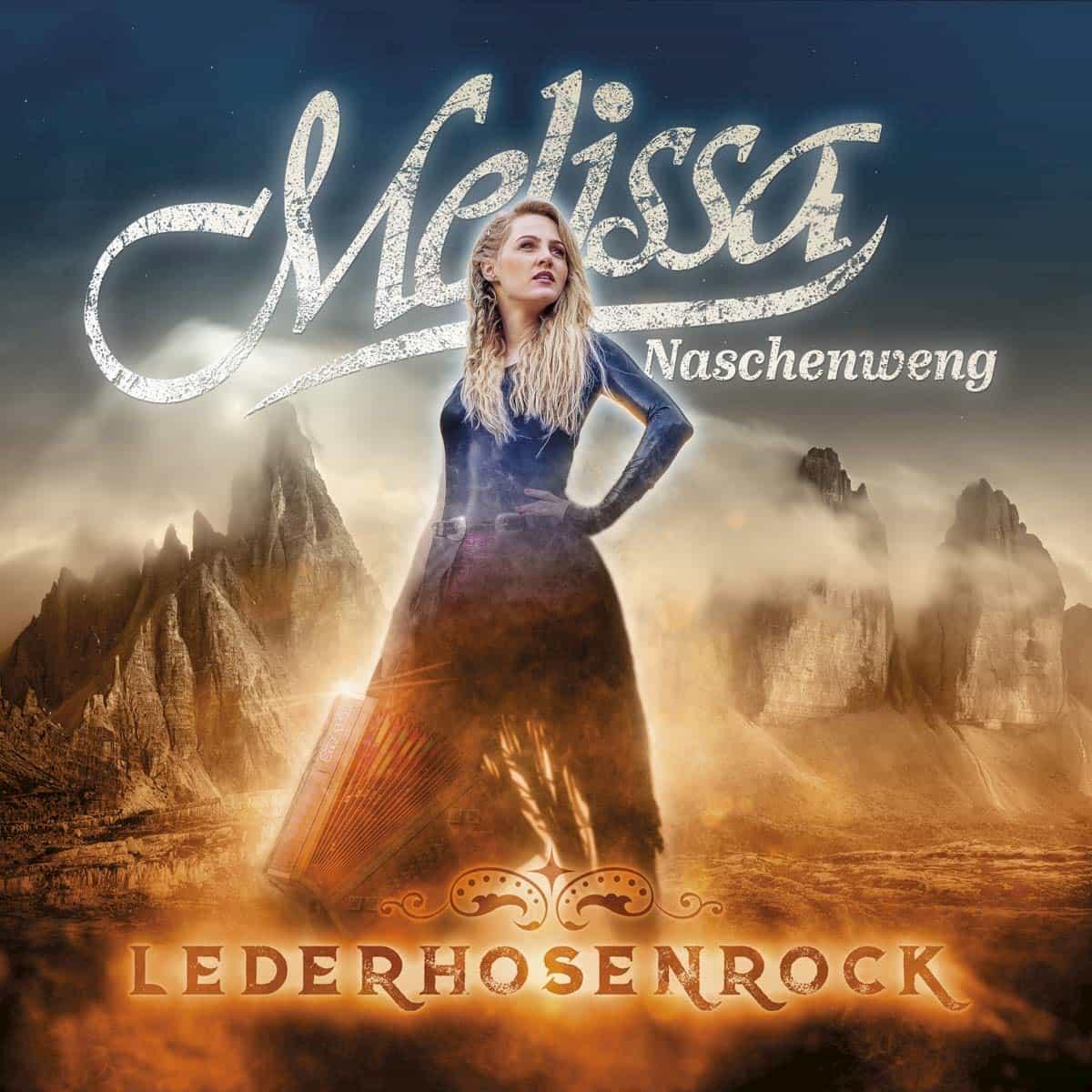 Melissa Naschenweng - CD Lederhosenrock