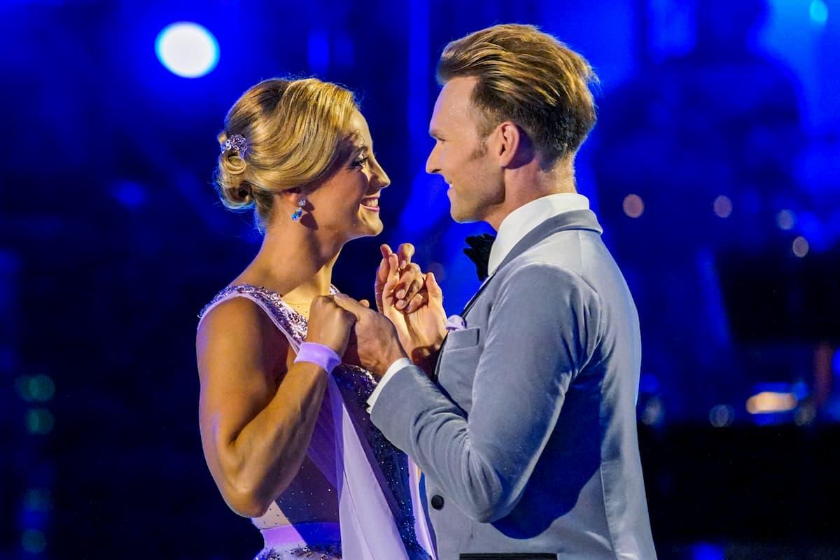 Michaela Kirchgasser – Vadim Gabuzov bei den Dancing Stars am 25.9.2020