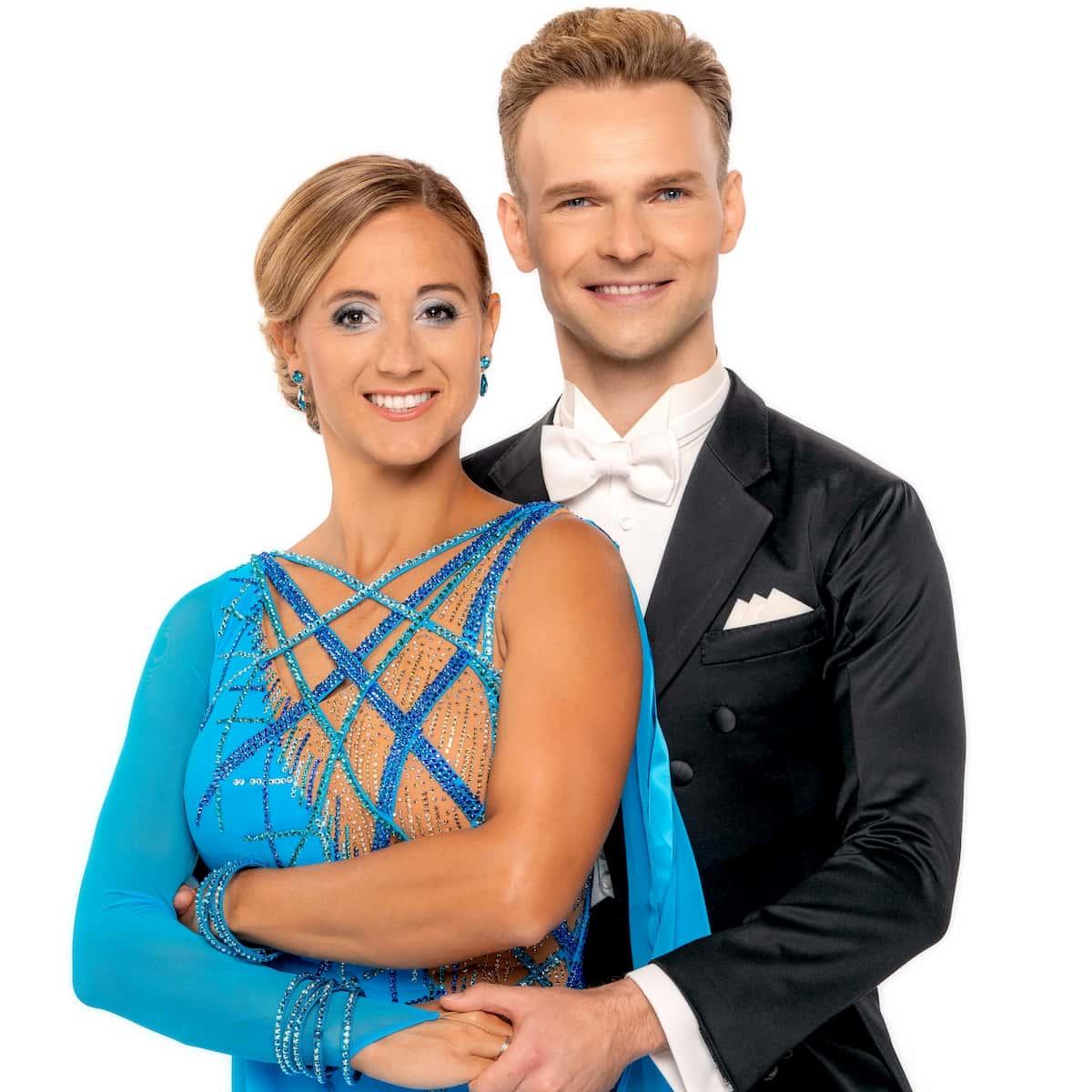 Michi Kirchgasser - Vadim Garbuzov bei den Dancing Stars 2020 als neues Tanzpaar dabei
