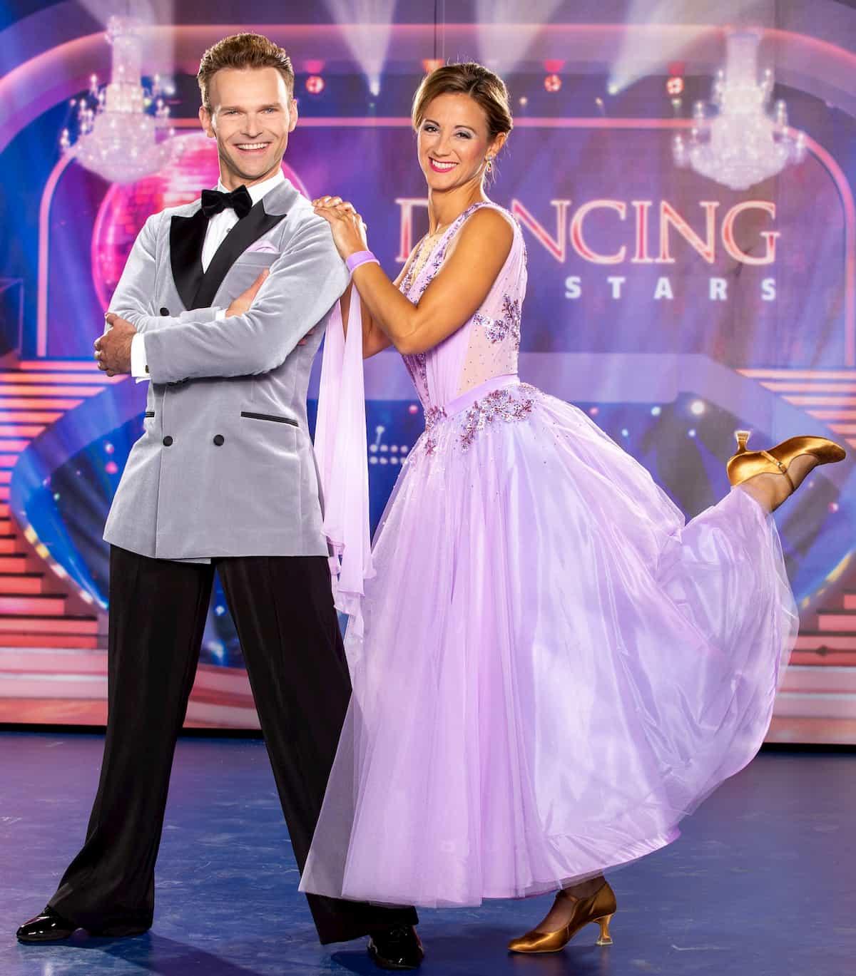 Michi Kirchgasser und Vadim Gabuzov - Dancing Stars 25.9.2020