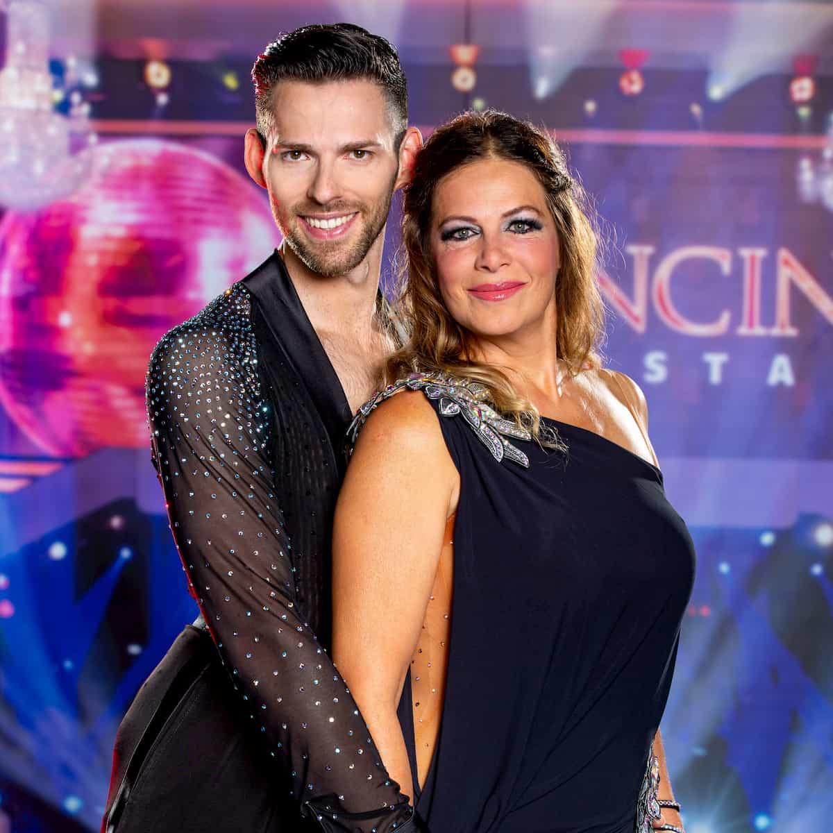 Natalia Ushakova und Stefan Herzog - Dancing Stars 25.9.2020