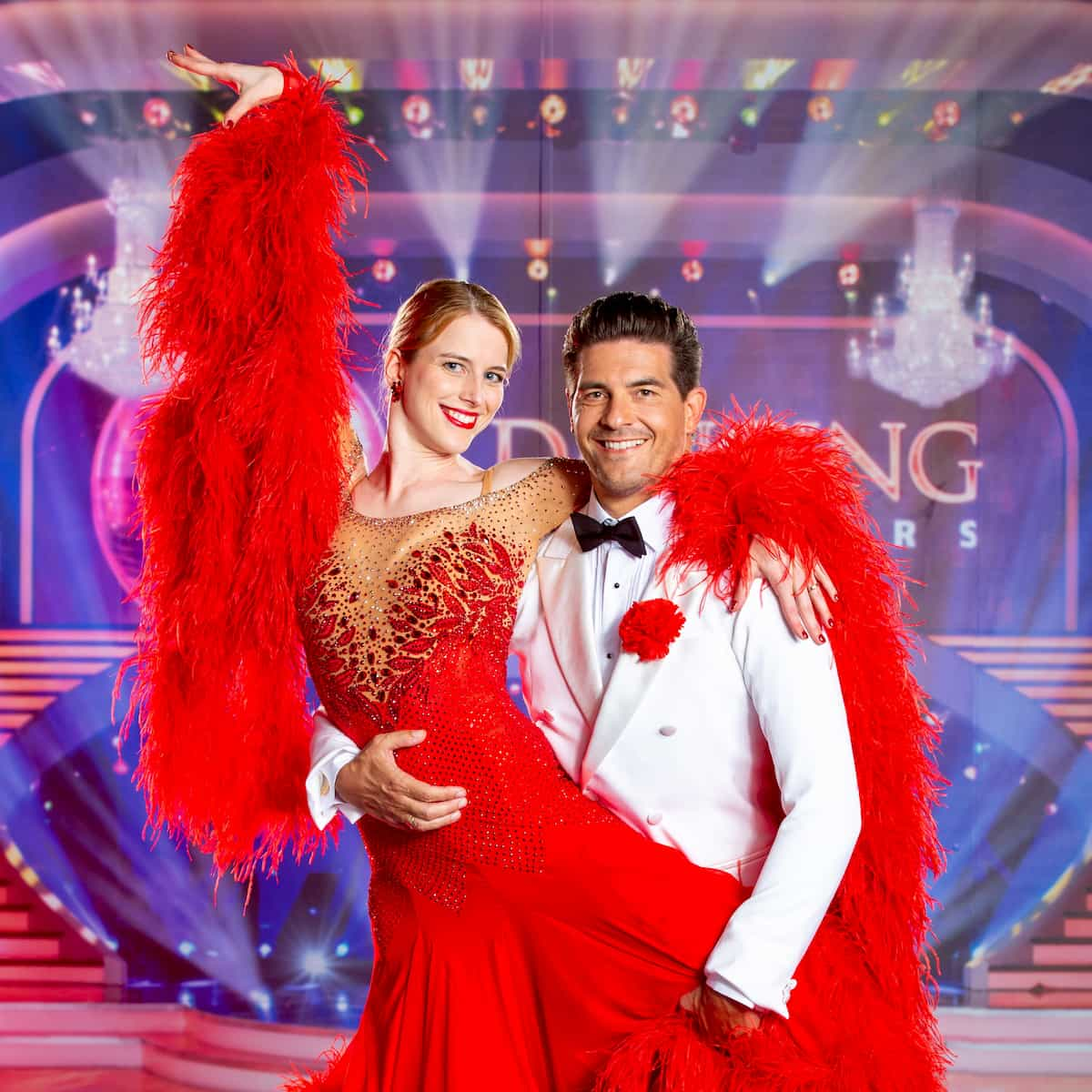 Norbert Oberhauser und Catharina Malek - Dancing Stars 25.9.2020