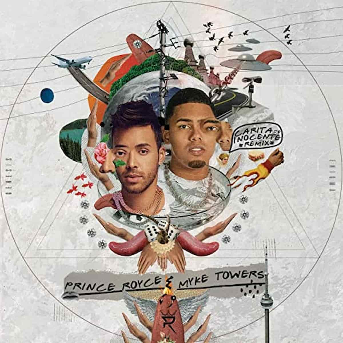 Prince Royce ft. Myke Towers - neuer Bachata-Remix von Carita de Inocente