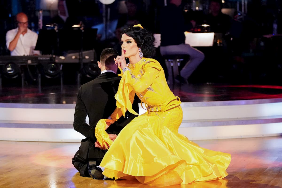 Tamara Mascara – Dimitar Stefanin bei den Dancing Stars am 25.9.2020