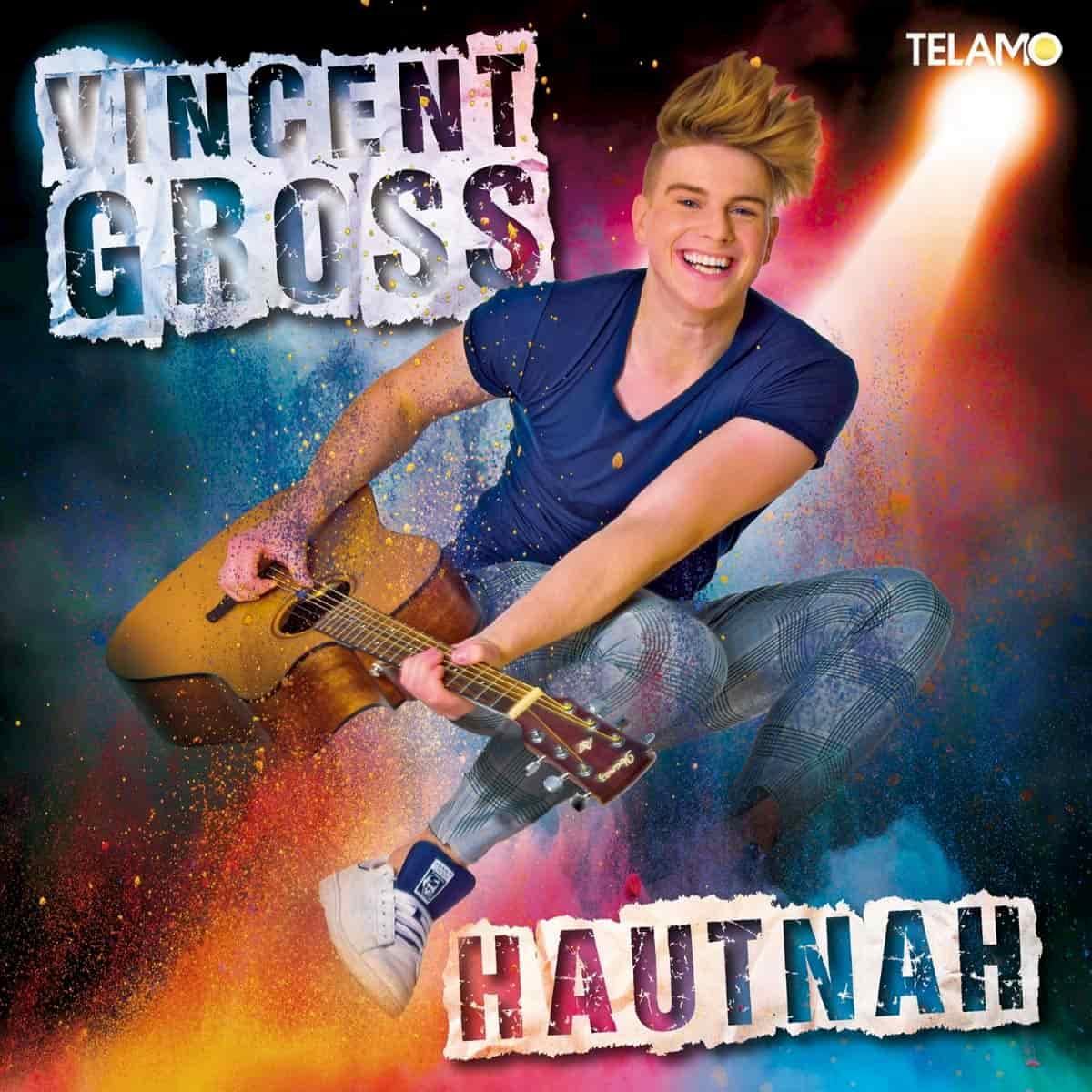 Vincent Gross CD 2021 Hautnah