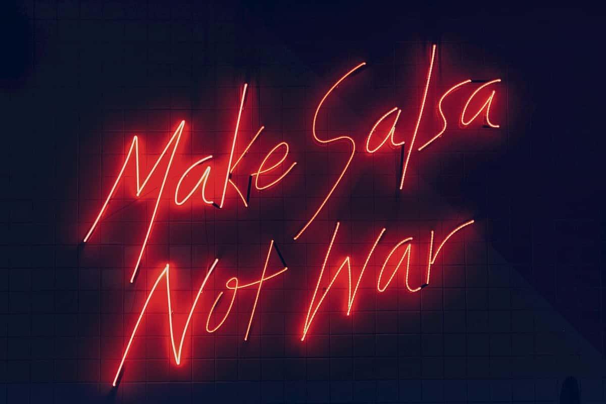 Wer hat Vorschläge für unsere Salsa-Musik-Charts