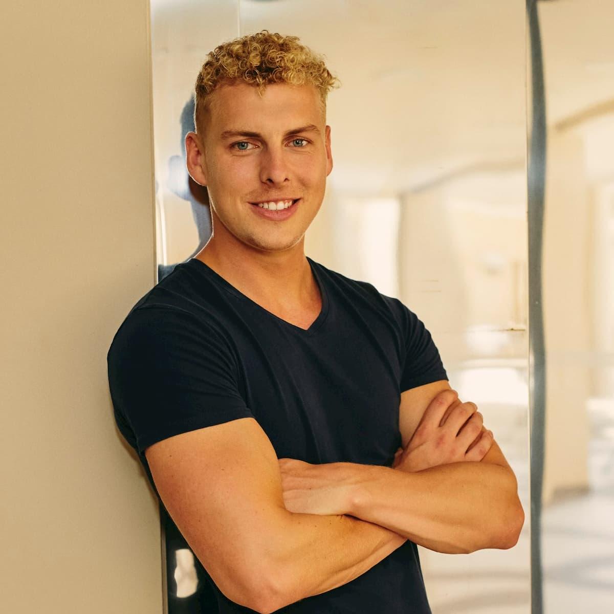 Alexander aus Essen - Bachelorette-Kandidat 2020